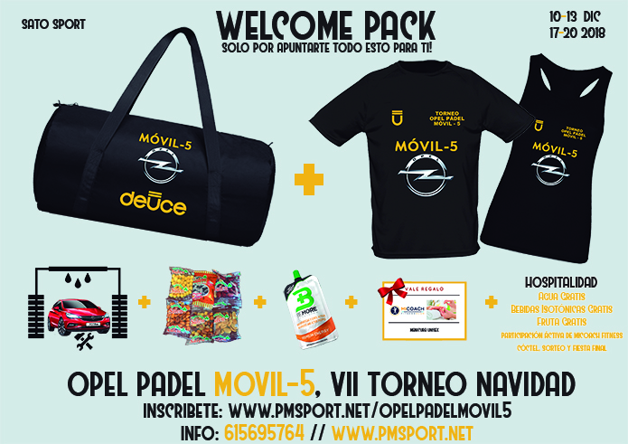 WELCOME PACK peke