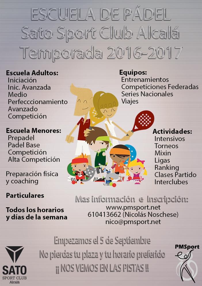 ISATO ALCALÁ 16-17
